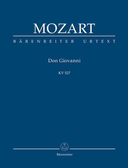 Don Giovanni, KV 527