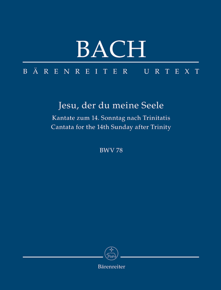 Jesu, by Thy Cross and Passion, BWV 78