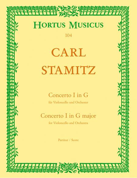 Violoncello-Konzert Nr.1 fur den Konig von Preussen G major