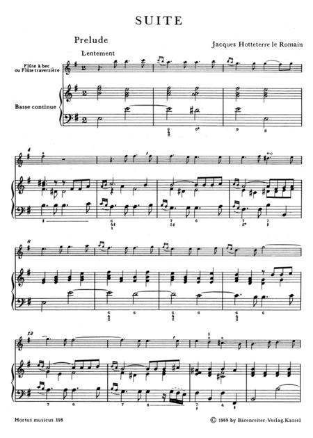 Suite e minor, Op. 5/2