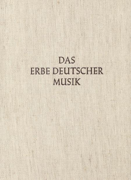 Die Handschrift London. Zweistimmige Organa und Motetten des 14. Jahrhunderts. Das Erbe Deutscher Musik VII/10 und 11