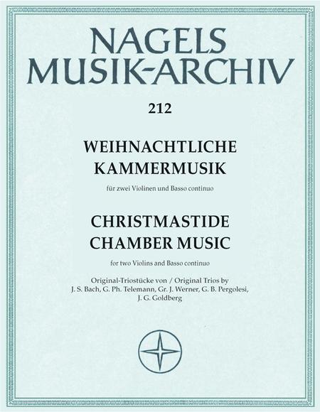 Weihnachtliche Kammermusik