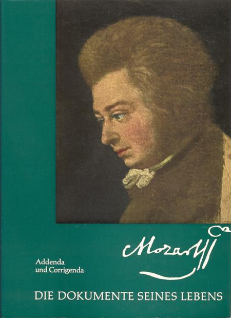 Mozart - Die Dokumente seines Lebens (2 Bande)