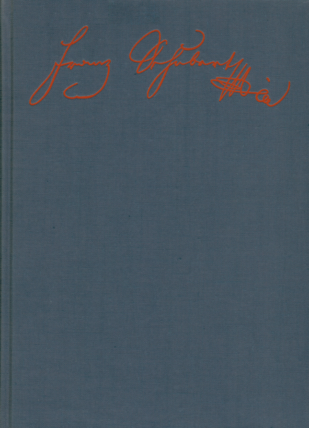 Franz Schuberts Werke in Abschriften: Liederalben und Sammlungen