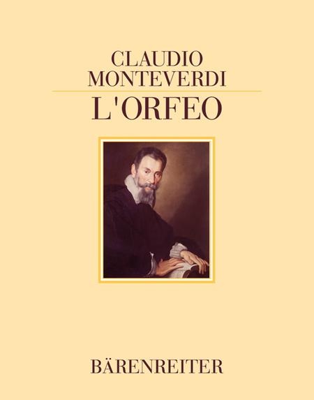 LOrfeo - Favola in musica