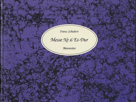Messe Nr. 6 in Es-Dur (D 950)