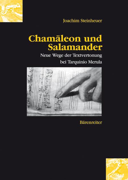 Chamaleon und Salamander