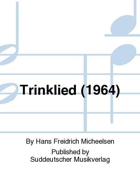 Trinklied (1964)