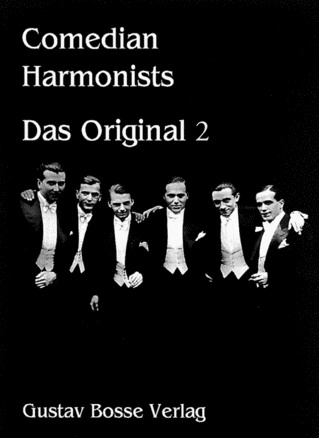 Comedian Harmonists - Das Original. Band 2