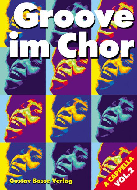 Groove im Chor, Heft 2