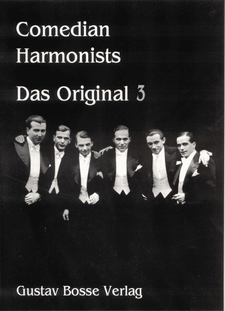Comedian Harmonists - Das Original. Band 3