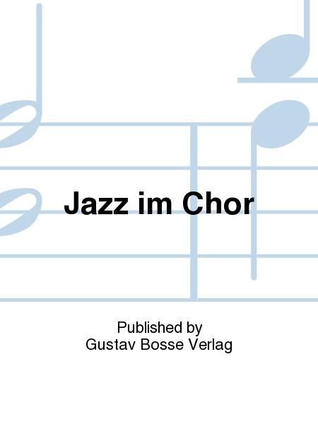 Jazz im Chor