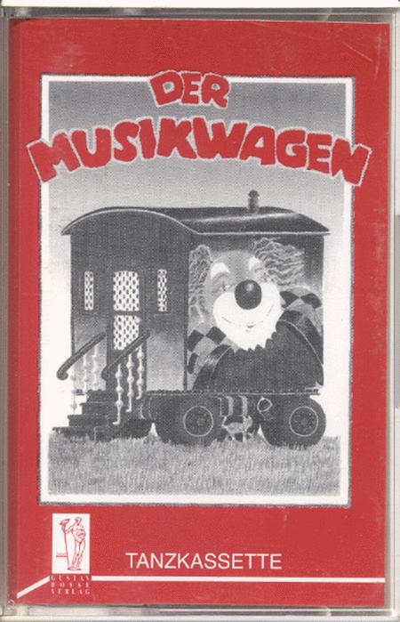 Der Musikwagen. Tanzkassette