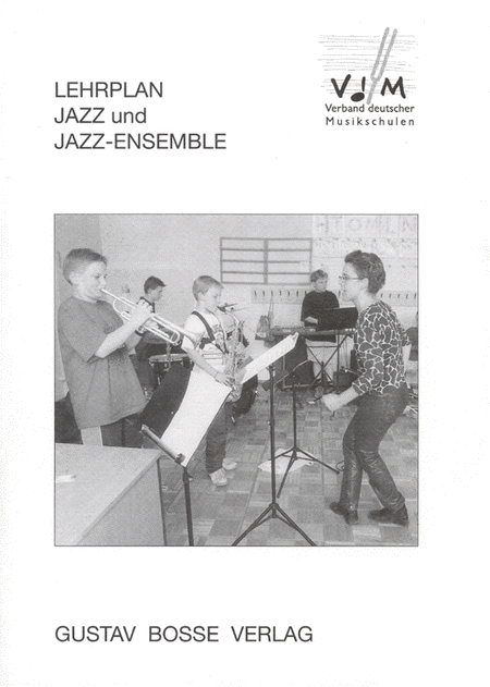 Lehrplan Jazz
