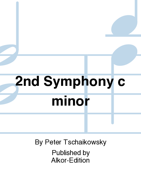 2nd Symphony c minor