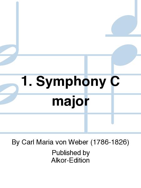 1. Symphony C major