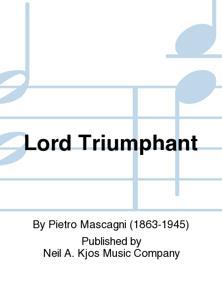 Lord Triumphant