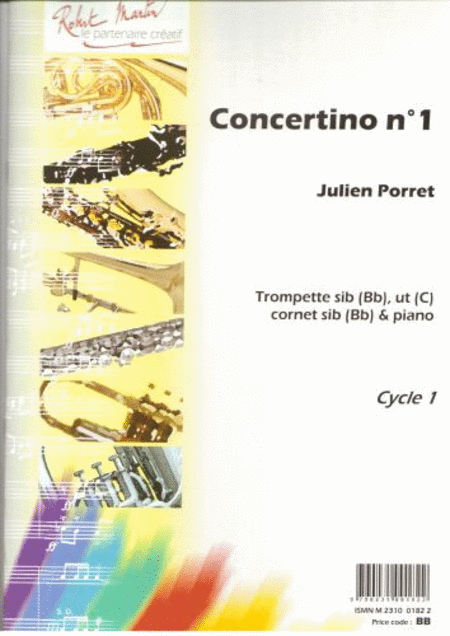Concertino No.1, Sib ou Ut