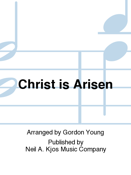 Christ is Arisen