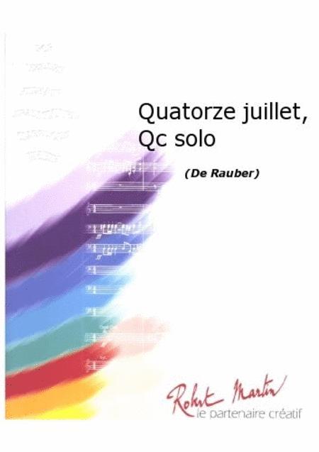 Quatorze Juillet, Brass Quintet Solo