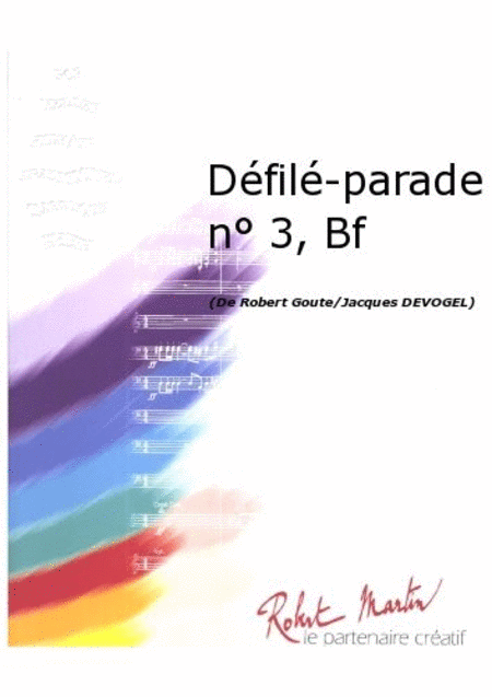 Defile-Parade No.3, Batterie Fanfare