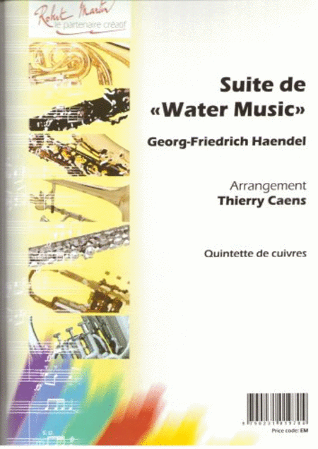 Suite de Water Music, Avec Orgue