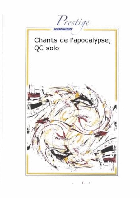 Chants de l'Apocalypse, Quintette de Cuivres Solo