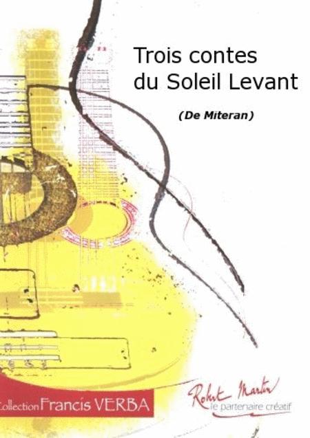 Trois Contes du Soleil Levant
