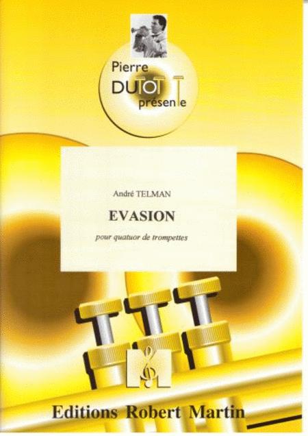 Evasion Pour Quatuor de Trompettes
