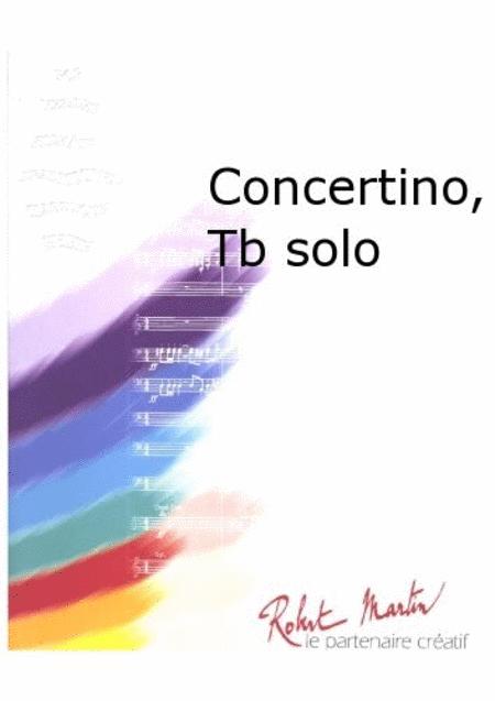 Concertino, Trombone Solo