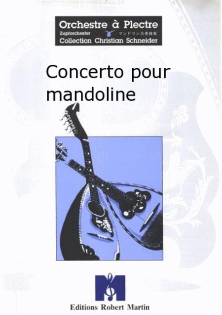 Concerto Pour Mandoline