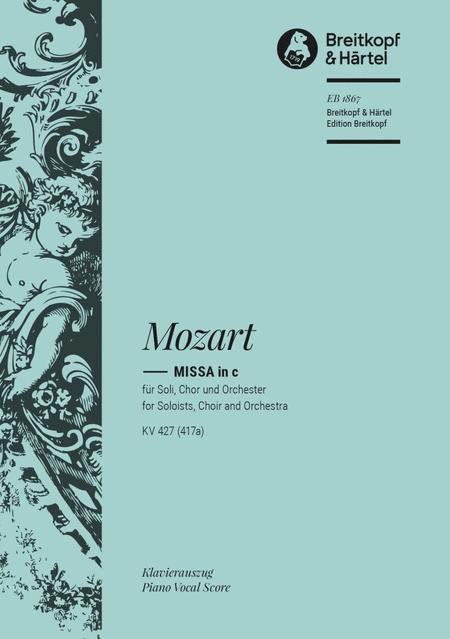 Grosse Messe c-moll KV427