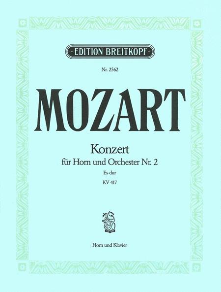 Hornkonzert Nr. 2 Es-dur KV 417