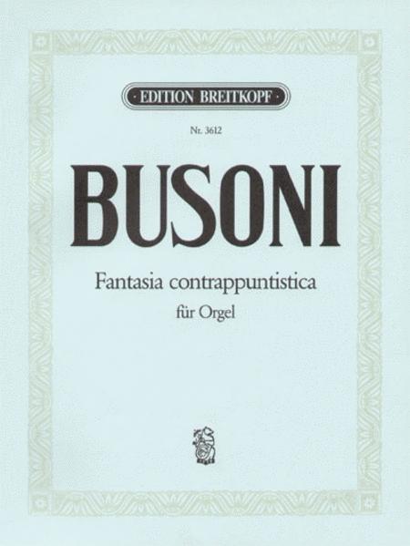 Fantasia contrappuntistica