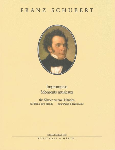 Impromptus, Moments Musicaux