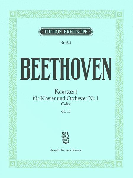 Klavierkonzert Nr. 1 C-dur op.15