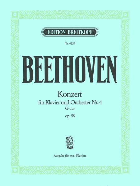 Klavierkonzert Nr. 4 G-dur op.58