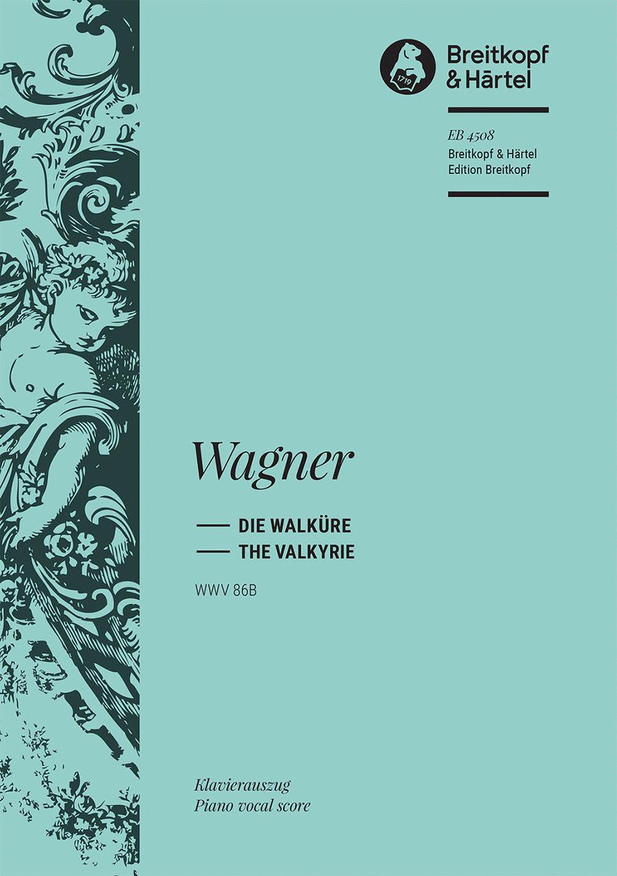 Die Walkure (dt.-engl.)WWV 86B