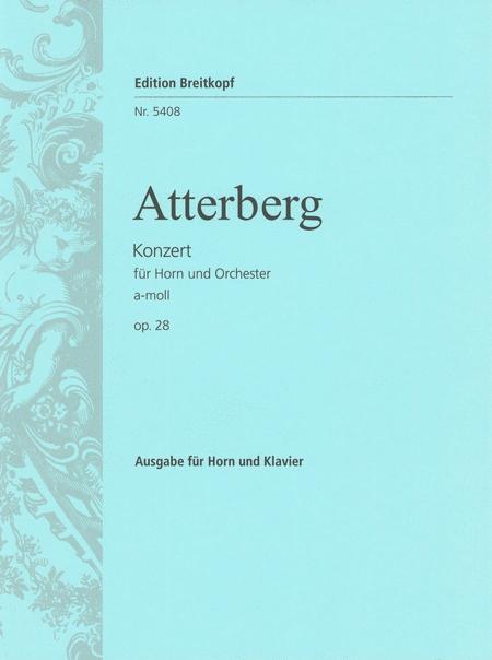 Hornkonzert a-moll op. 28