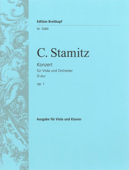 Violakonzert D-dur
