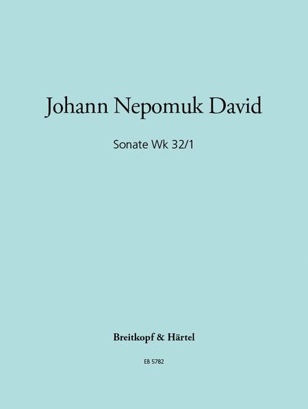 Sonate Wk 32/1