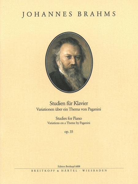 Paganini-Variationen op. 35