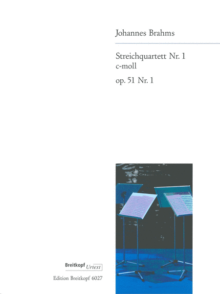 Streichquartett c-moll op.51/1