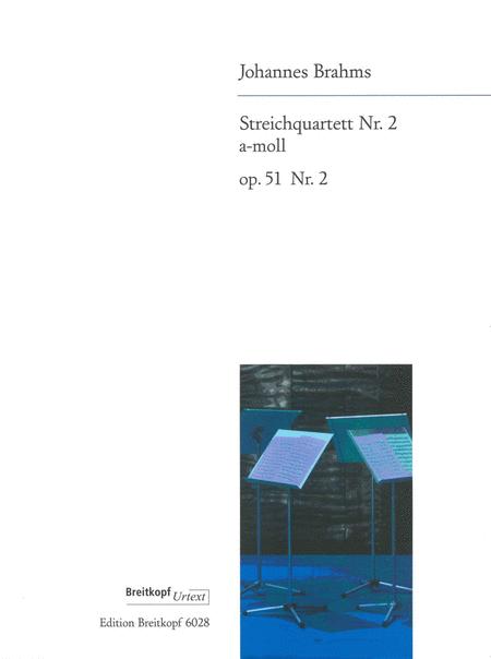 Streichquartett a-moll op.51/2