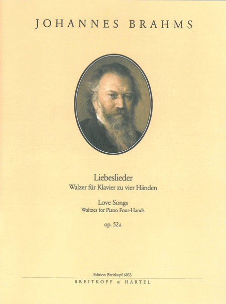Liebeslieder op.52a (Walzer)