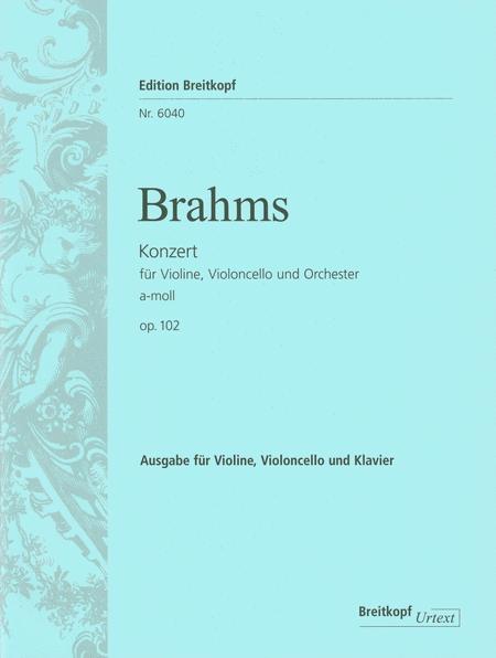 Konzert a-moll op. 102