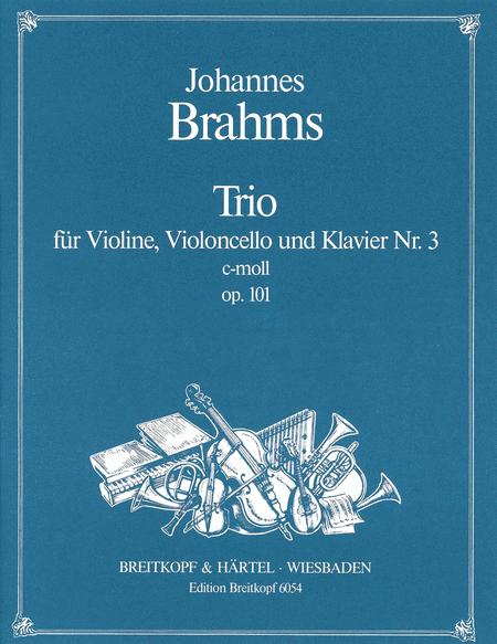 Klaviertrio Nr. 3 c-moll op.101