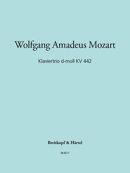 Klavier-Trio d-moll KV 442
