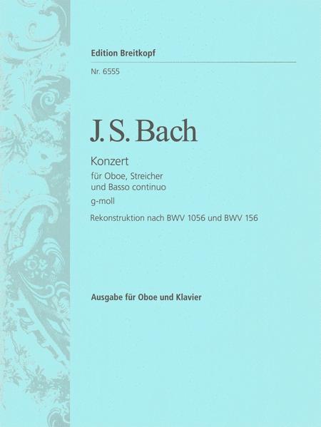 Oboenkonzert nach BWV 1056,156