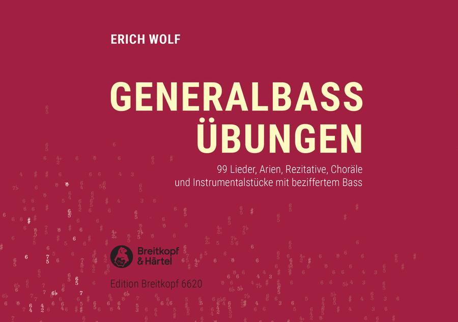 Generalbass-Ubungen